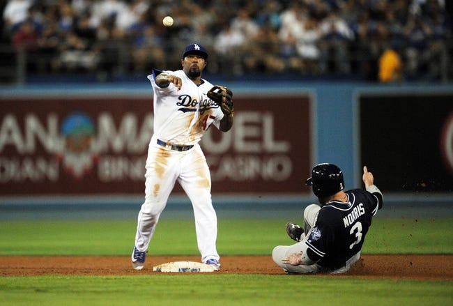 Los Angeles Dodgers vs. San Diego Padres - 10/3/15 MLB Pick, Odds, and Prediction