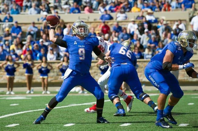 Tulsa Golden Hurricane vs. Louisiana-Monroe Warhawks - 10/10/15 College Football Pick, Odds, and Prediction