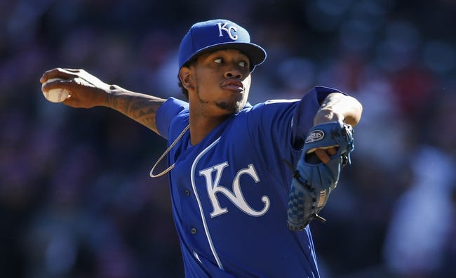Astros at Royals - 10/8/15 ALDS Game One Pick, Odds, and Prediction