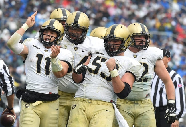 Duke at Army - 10/10/15 College Football Pick, Odds, and Prediction