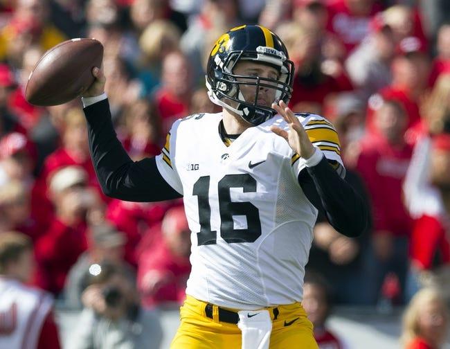 Iowa vs. Illinois - 10/10/15 College Football Pick, Odds, and Prediction