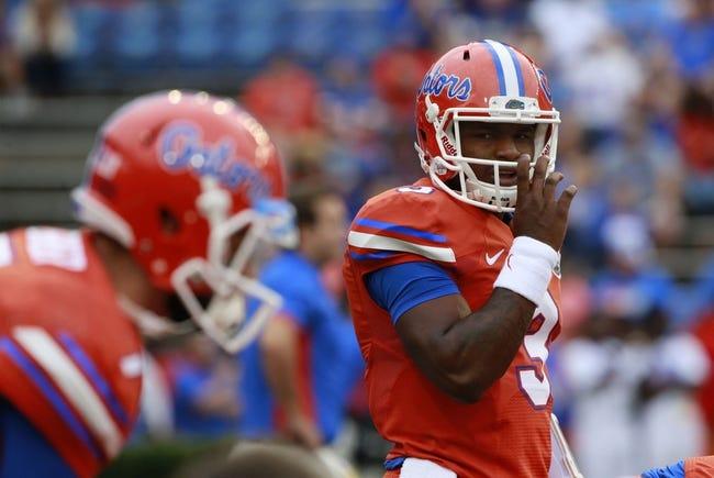 Georgia vs. Florida - 10/31/15 College Football Pick, Odds, and Prediction