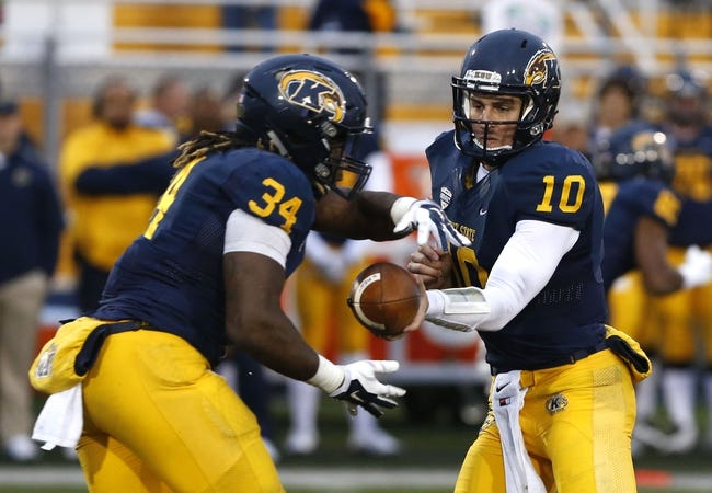 Akron Zips vs. Kent State Golden Flashes - 11/27/15 College Football Pick, Odds, and Prediction