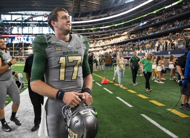 Baylor vs. West Virginia - 10/17/15 College Football Pick, Odds, and Prediction