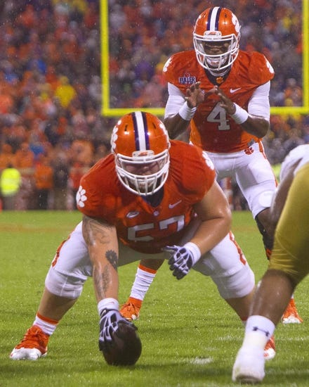 Georgia Tech at Clemson - 10/10/15 College Football Pick, Odds, and Prediction