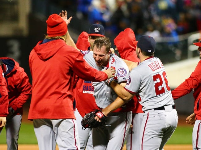 New York Mets vs. Washington Nationals - 10/4/15 MLB Pick, Odds, and Prediction