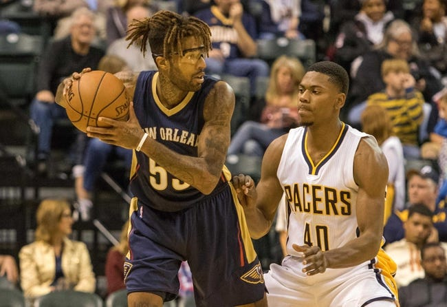 Pelicans vs. Pacers - 1/8/16 NBA Pick, Odds, and Prediction