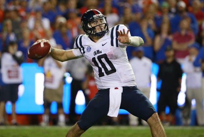 New Mexico State at Ole Miss - 10/10/15 College Football Pick, Odds, and Prediction