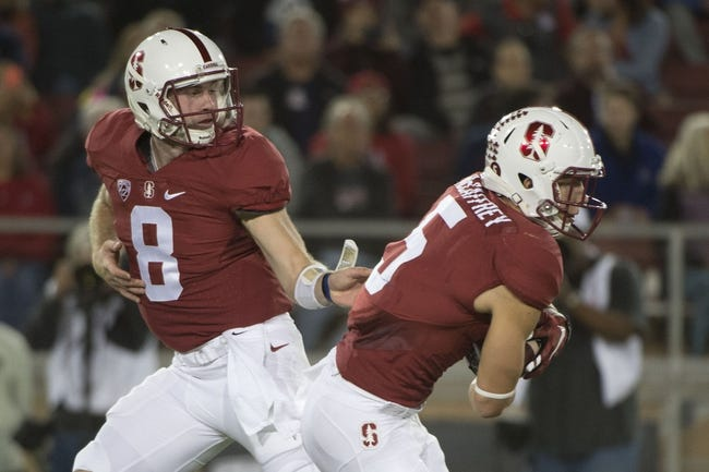 UCLA at Stanford - 10/15/15 College Football Pick, Odds, and Prediction
