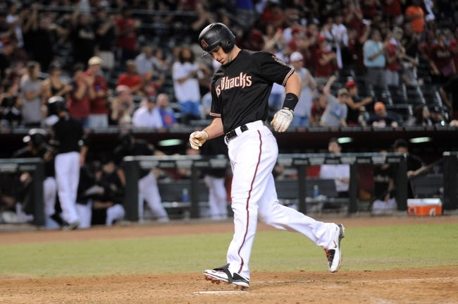 Arizona Diamondbacks vs. Houston Astros - 5/30/16 MLB Pick, Odds, and Prediction
