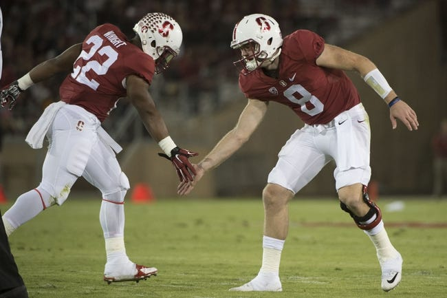 Washington at Stanford - 10/24/15 College Football Pick, Odds, and Prediction