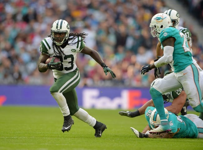 New York Jets at Miami Dolphins (London) 10/4/15 NFL Score, Recap, News and Notes