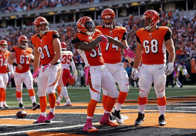 Seattle Seahawks at Cincinnati Bengals- 10/11/15 NFL Pick, Odds, and Prediction