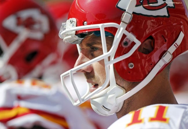 Chiefs vs. Bears - 10/11/15 NFL Pick, Odds, and Prediction