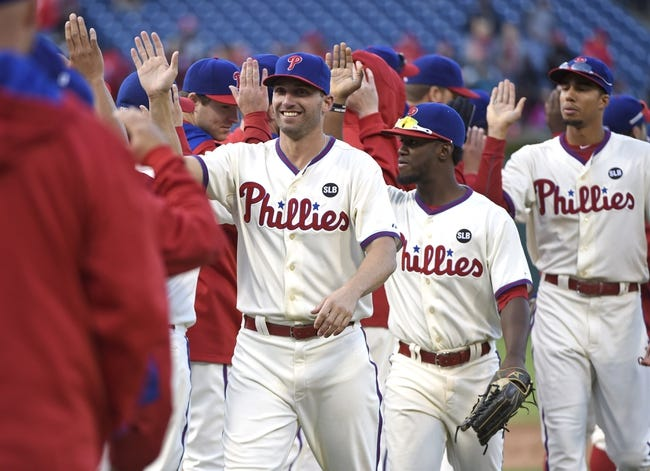Miami Marlins vs. Philadelphia Phillies - 5/6/16 MLB Pick, Odds, and Prediction