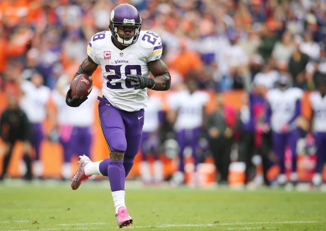 Minnesota Vikings vs. Kansas City Chiefs - 10/18/15 NFL Pick, Odds, and Prediction