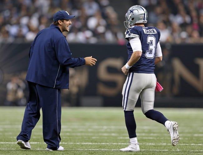 Cowboys vs. Patriots - 10/11/15 NFL Pick, Odds, and Prediction