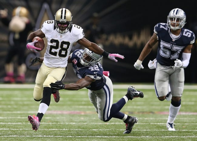 Dallas Cowboys at New Orleans Saints 10/4/15 NFL Score, Recap, News and Notes