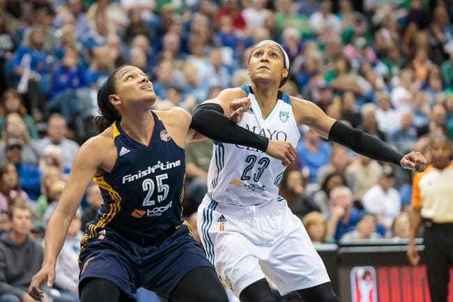 Indiana Fever vs. Minnesota Lynx - 10/6/15 WNBA Finals Pick, Odds, and Prediction