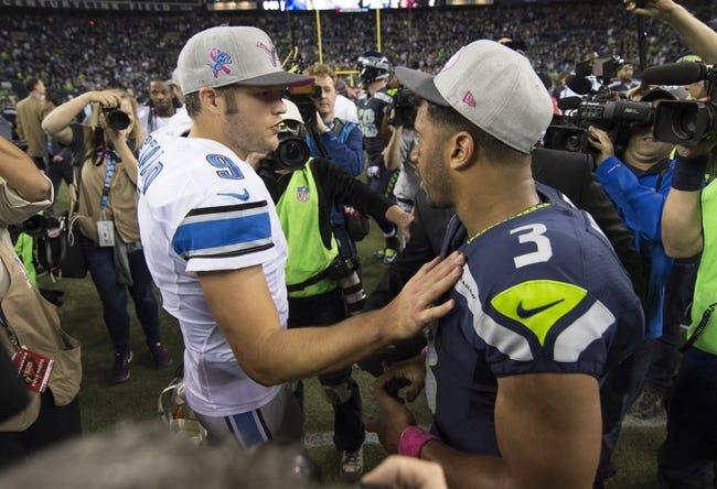 NFL | Detroit Lions (9-7) at Seattle Seahawks (10-5-1)