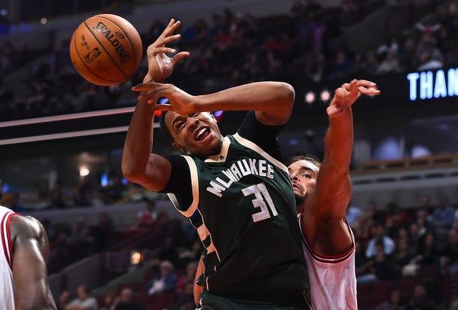 Bucks at Bulls - 1/5/16 NBA Pick, Odds, and Prediction