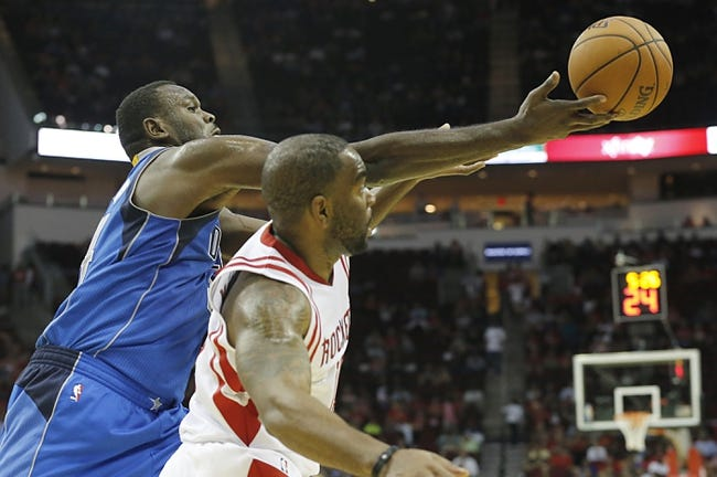 Houston Rockets vs. Dallas Mavericks - 11/14/15 NBA Pick, Odds, and Prediction
