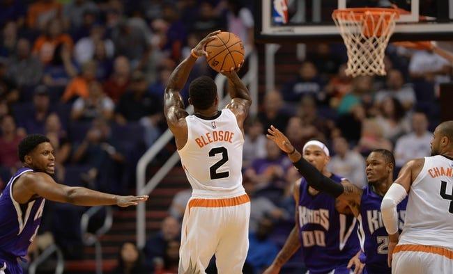 Kings at Suns - 11/4/15 NBA Pick, Odds, and Prediction
