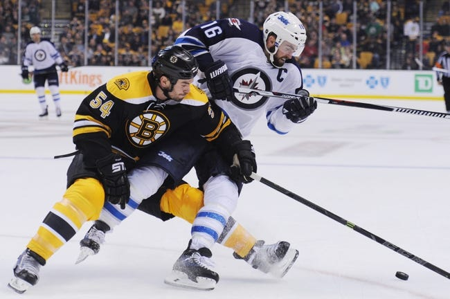 Winnipeg Jets vs. Boston Bruins - 2/11/16 NHL Pick, Odds, and Prediction