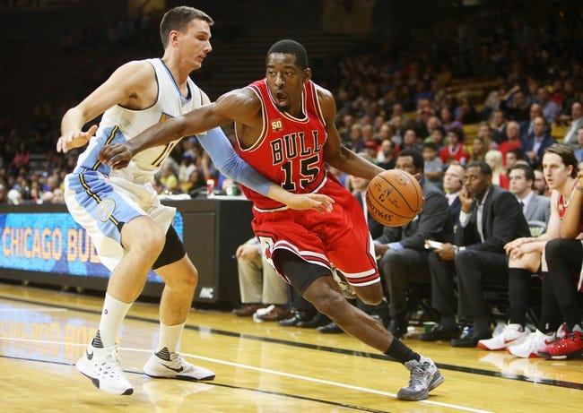 Nuggets vs. Bulls - 2/5/16 NBA Pick, Odds, and Prediction