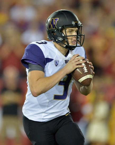 Washington Huskies vs. Oregon Ducks - 10/17/15 College Football Pick, Odds, and Prediction