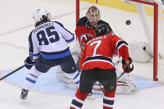 Winnipeg Jets vs. New Jersey Devils - 1/23/16 NHL Pick, Odds, and Prediction