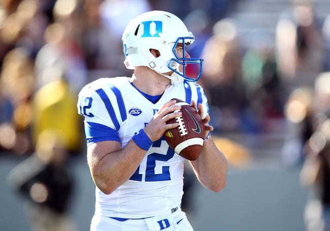 Duke Blue Devils vs. Army Black Knights - 10/8/16 College Football Pick, Odds, and Prediction
