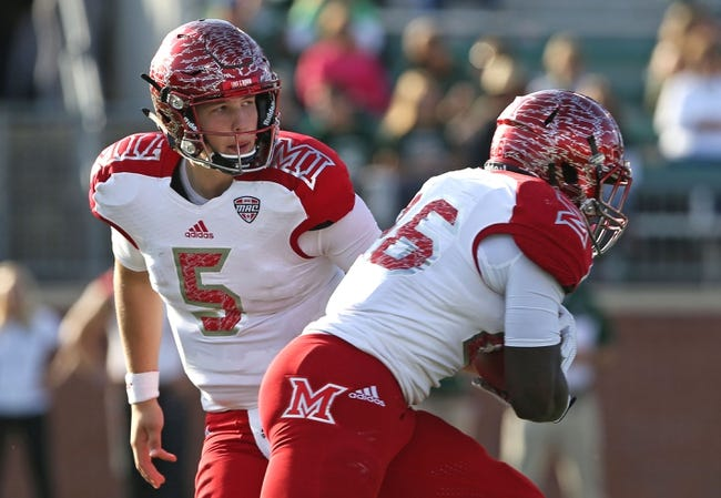 Miami (Ohio) vs. Akron  - 11/14/15 College Football Pick, Odds, and Prediction