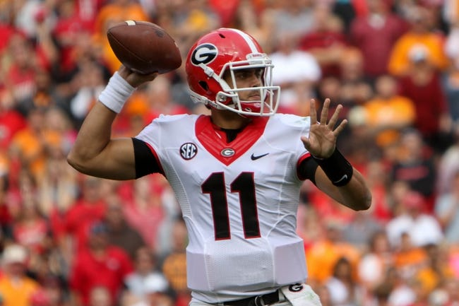Missouri at Georgia - 10/17/15 College Football Pick, Odds, and Prediction