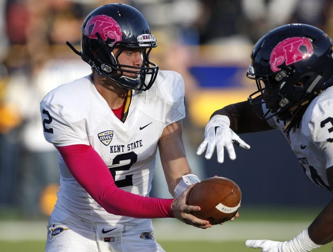 Buffalo at Kent State - 11/5/15 College Football Pick, Odds, and Prediction