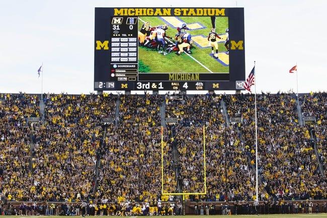 Michigan vs. Michigan State - 10/17/15 College Football Pick, Odds, and Prediction