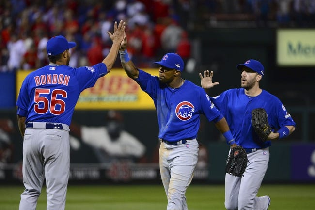 Cardinals at Cubs - 10/12/15 NLDS Game Three Pick, Odds, and Prediction