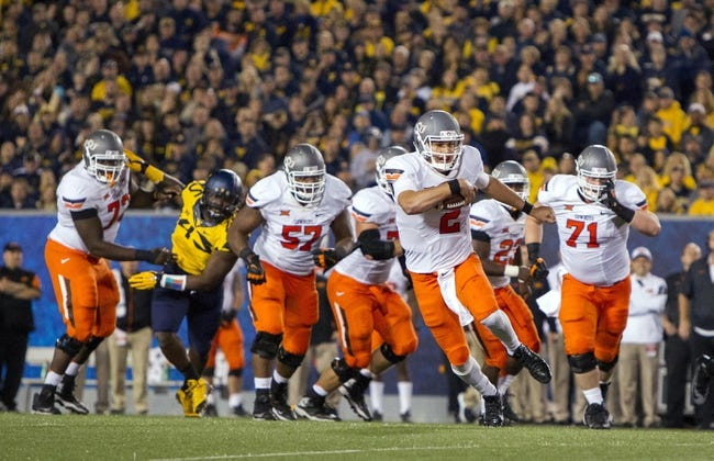 CFB | TCU Horned Frogs (8-0) at Oklahoma State Cowboys (8-0)