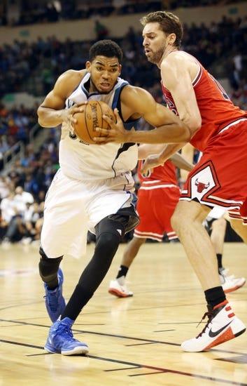 Chicago Bulls vs. Minnesota Timberwolves - 11/7/15 NBA Pick, Odds, and Prediction