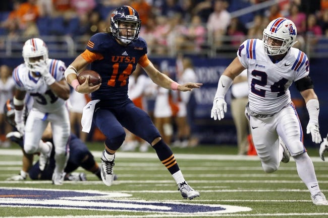 UTSA Roadrunners vs. Rice Owls - 11/21/15 College Football Pick, Odds, and Prediction