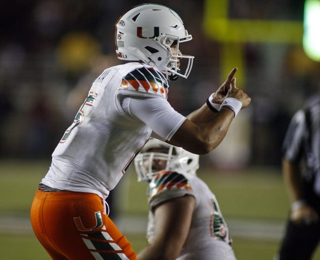 Virginia Tech at Miami - 10/17/15 College Football Pick, Odds, and Prediction