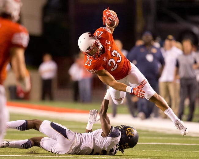Utah Utes vs. Arizona State Sun Devils - 10/17/15 College Football Pick, Odds, and Prediction