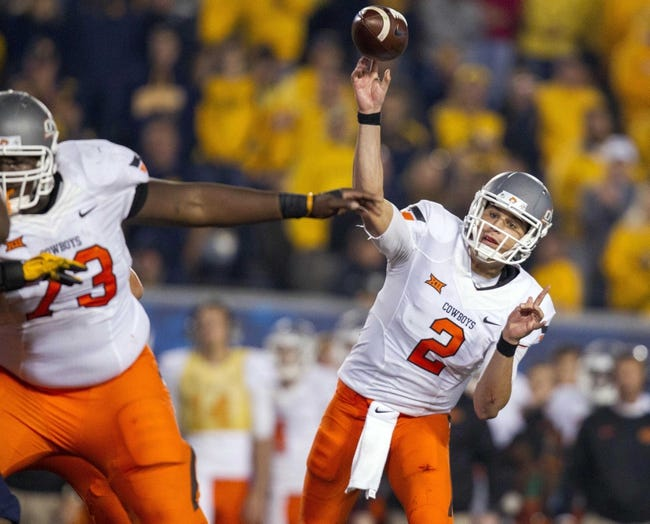 Oklahoma State vs. TCU - 11/7/15 College Football Pick, Odds, and Prediction