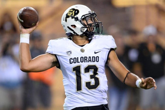 Colorado Buffaloes vs. Arizona Wildcats - 10/17/15 College Football Pick, Odds, and Prediction