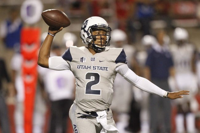 Boise State at Utah State - 10/16/15 College Football Pick, Odds, and Prediction