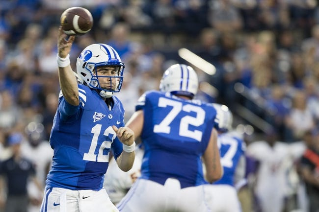 Cincinnati at BYU - 10/16/15 College Football Pick, Odds, and Prediction