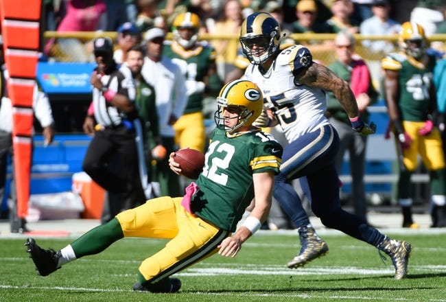 St. Louis Rams at Green Bay Packers NFL Score, Recap, News and Notes
