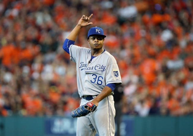 Blue Jays at Royals - 10/16/15 ALCS Game One Pick, Odds, and Prediction
