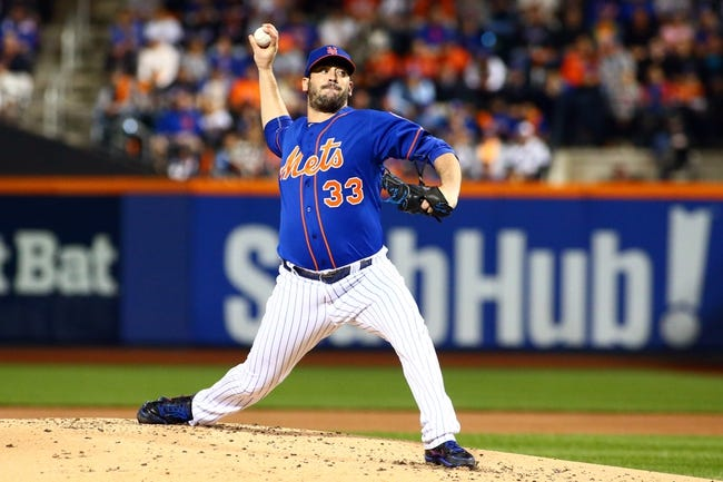 Cubs at Mets - 10/17/15 NLCS Game One Pick, Odds, and Prediction