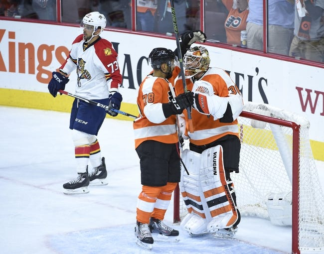 Panthers vs. Flyers - 3/12/16 NHL Pick, Odds, and Prediction